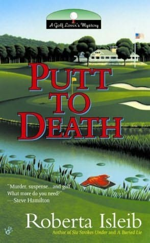 book cover of Putt to Death