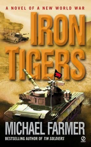 book cover of Iron Tigers