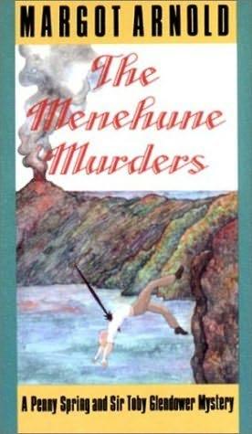 book cover of The Menehune Murders
