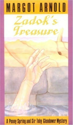 book cover of Zadok\'s Treasure