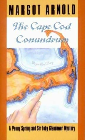 book cover of The Cape Cod Conundrum