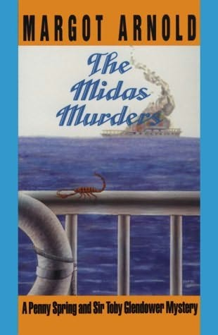 book cover of The Midas Murders