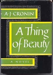 book cover of A Thing of Beauty