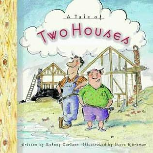 book cover of A Tale of Two Houses