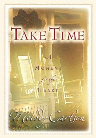 book cover of Take Time