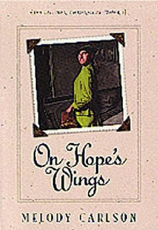 book cover of On Hope\'s Wings