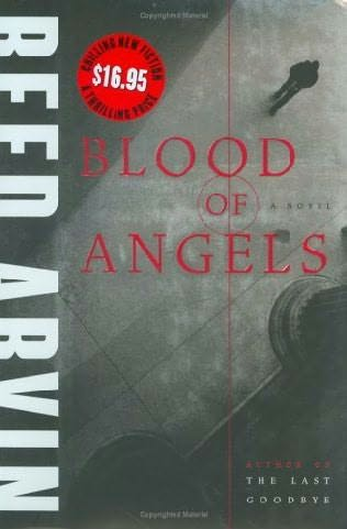 book cover of Blood of Angels