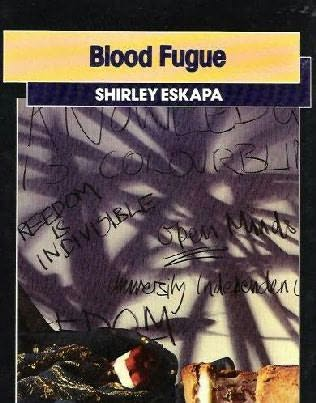 book cover of Blood Fugue