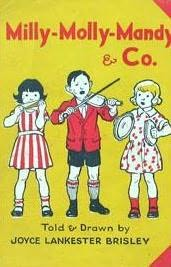 book cover of Milly-Molly-Mandy and Co.