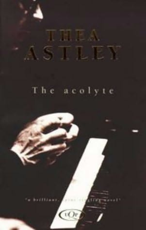 book cover of The Acolyte