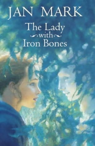book cover of The Lady with Iron Bones