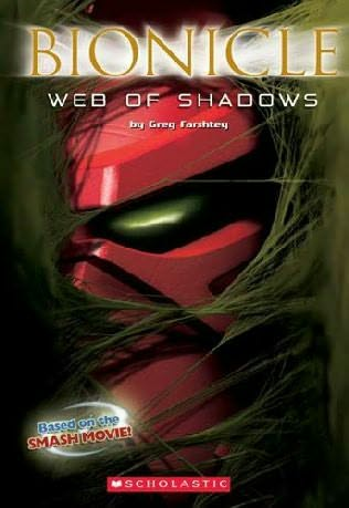 book cover of Web of Shadows