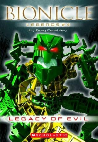book cover of Legacy of Evil