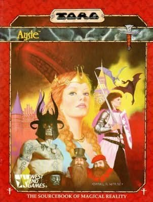 book cover of Aysle