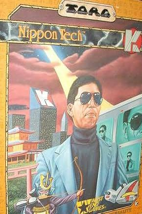 book cover of Nippon Tech