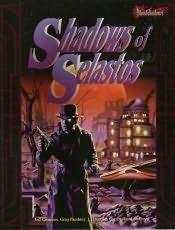 book cover of Shadows of Selastos