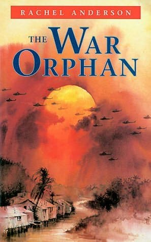 book cover of The War Orphan