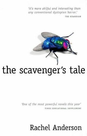 book cover of The Scavenger\'s Tale