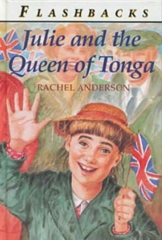 book cover of Julie and the Queen of Tonga