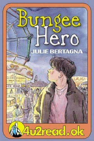 book cover of Bungee Hero