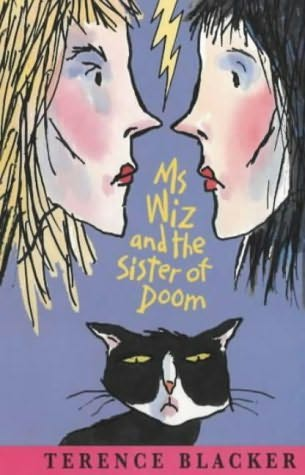 book cover of Ms Wiz and the Sister of Doom