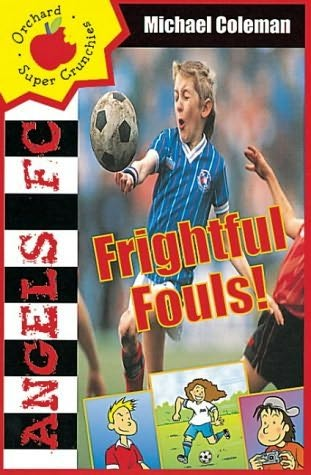 book cover of Frightful Fouls