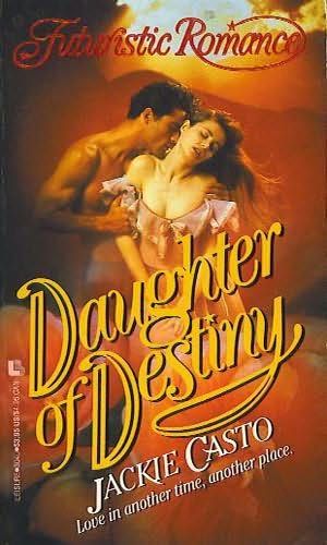 book cover of Daughter of Destiny