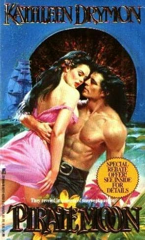 book cover of Pirate Moon