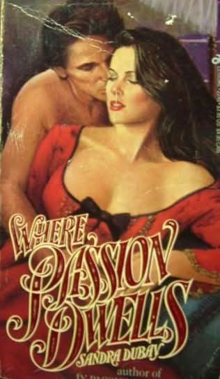 book cover of Where Passion Dwells