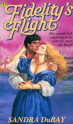 book cover of Fidelity\'s Flight
