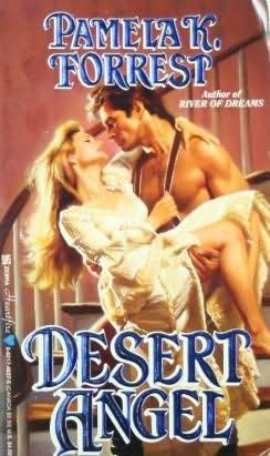 book cover of Desert Angel