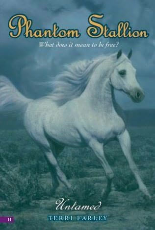 book cover of Untamed