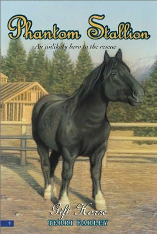 book cover of Gift Horse