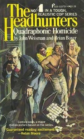 book cover of Quadraphone Homicide