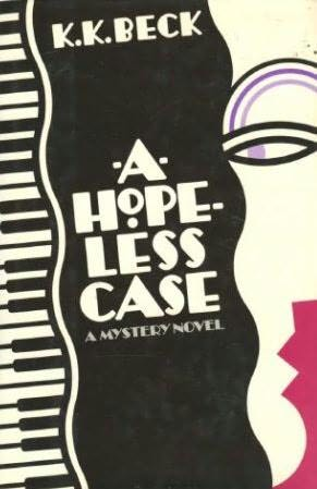 book cover of A Hopeless Case