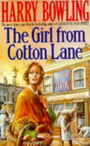 book cover of The Girl from Cotton Lane