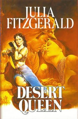 book cover of Desert Queen
