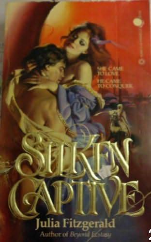 book cover of Silken Captive
