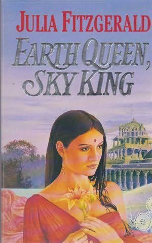 book cover of Earth Queen, Sky King