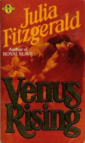 book cover of Venus Rising