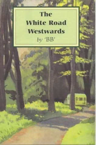 book cover of The White Road Westwards