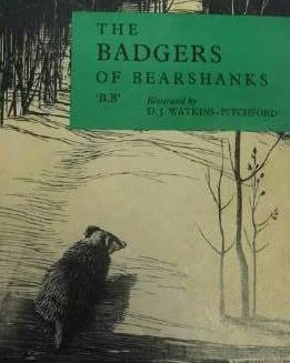 book cover of Badgers of Bearshanks