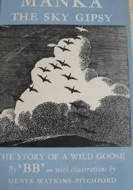 book cover of Manka, the Sky Gipsy