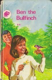 book cover of Ben the Bullfinch