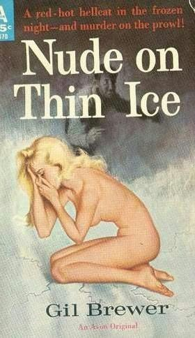 book cover of Nude on Thin Ice