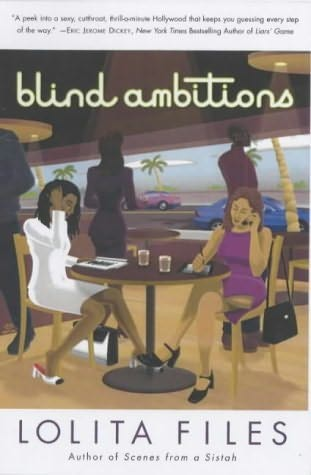 book cover of Blind Ambitions