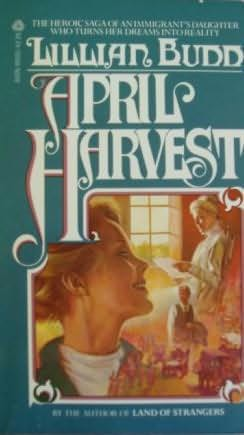 book cover of April Harvest