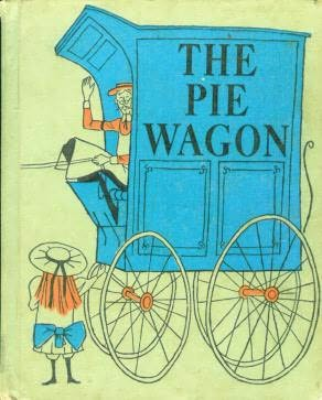 book cover of The Pie Wagon