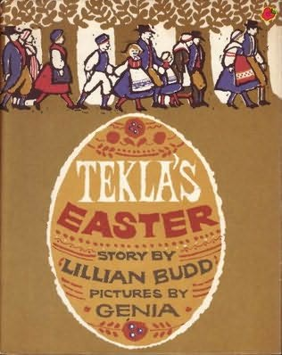 book cover of Tekla\'s Easter