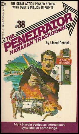 book cover of Hawaiian Trackdown